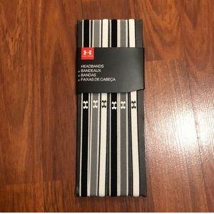 FREE w/$20 purchase—UA mini elastic headbands—NWT